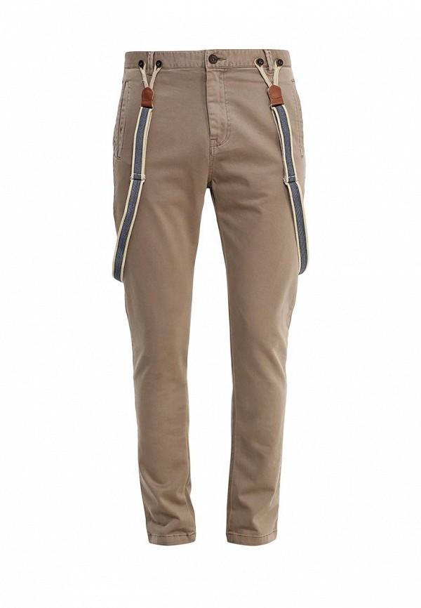 Мужские повседневные брюки United Colors of Benetton (Юнайтед Колорс оф Бенеттон) 4BFK55A58