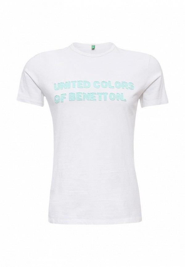Футболка с коротким рукавом United Colors of Benetton (Юнайтед Колорс оф Бенеттон) 3I1XJ915R