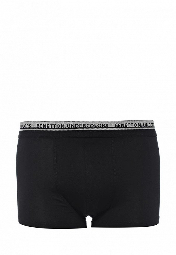 Фото - мужские трусы United Colors of Benetton черного цвета
