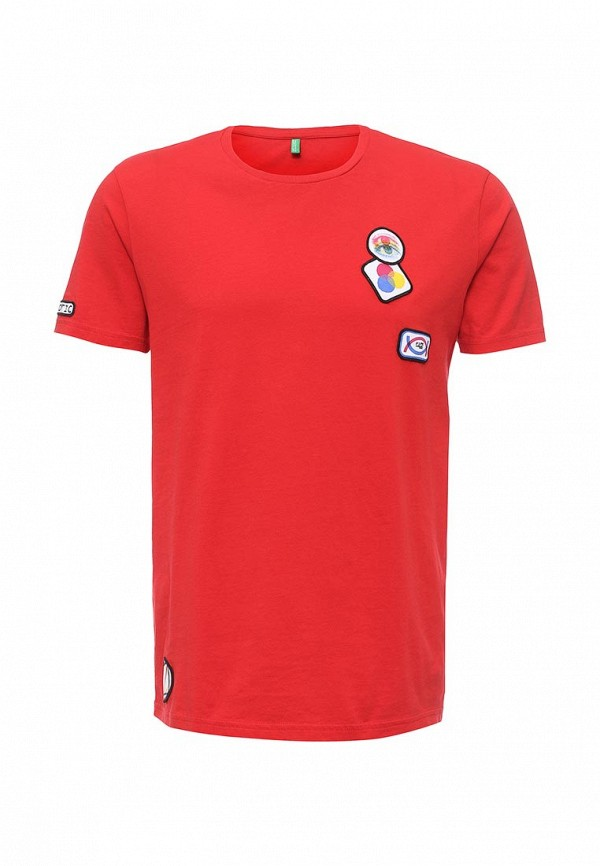 Футболка с коротким рукавом United Colors of Benetton (Юнайтед Колорс оф Бенеттон) 3096J1D30
