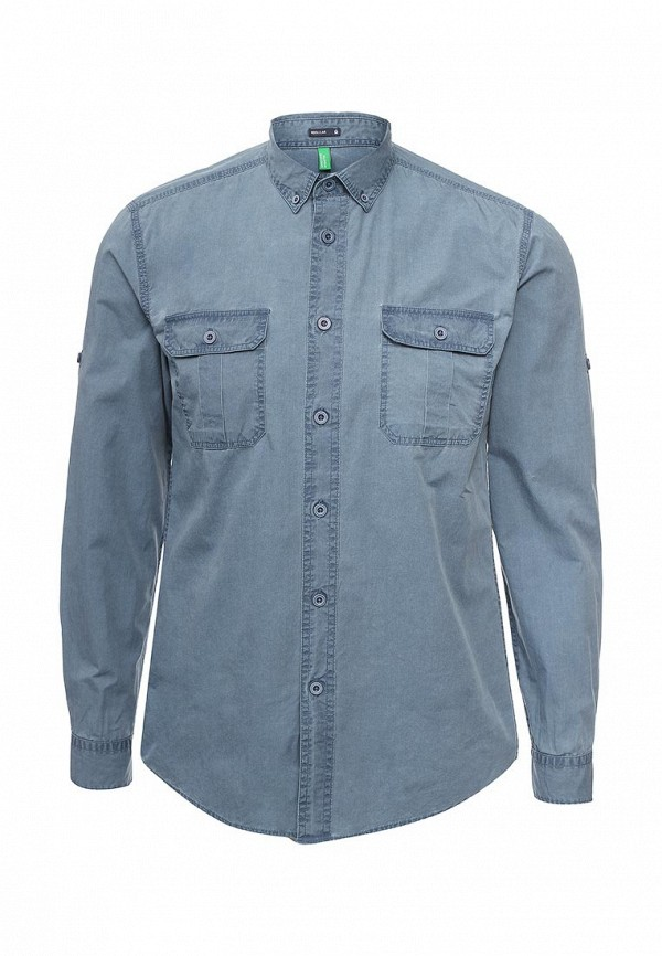 Рубашка с длинным рукавом United Colors of Benetton (Юнайтед Колорс оф Бенеттон) 5AL45QC48