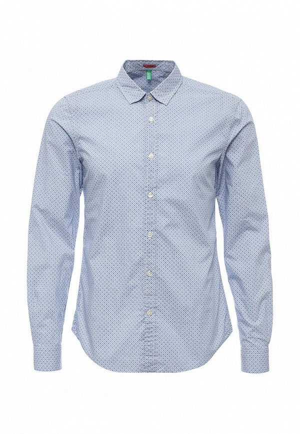 Рубашка с длинным рукавом United Colors of Benetton (Юнайтед Колорс оф Бенеттон) 5BWF5QCK8