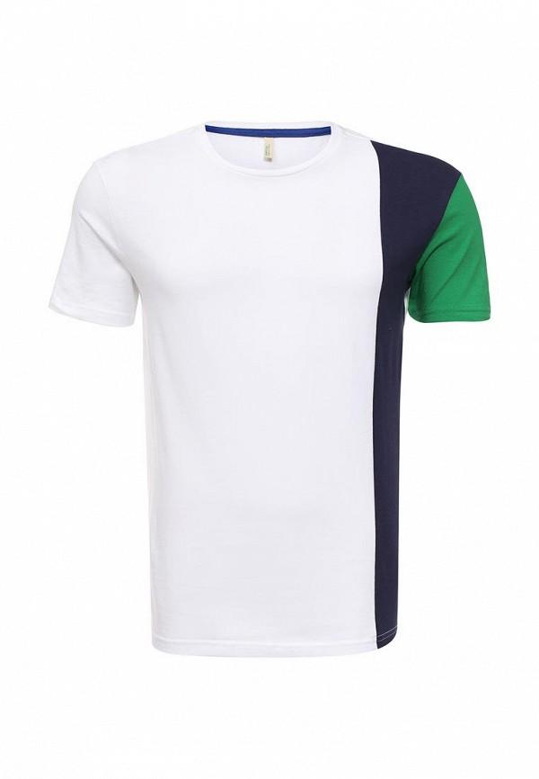 Футболка с коротким рукавом United Colors of Benetton (Юнайтед Колорс оф Бенеттон) 3I1XJ1E11
