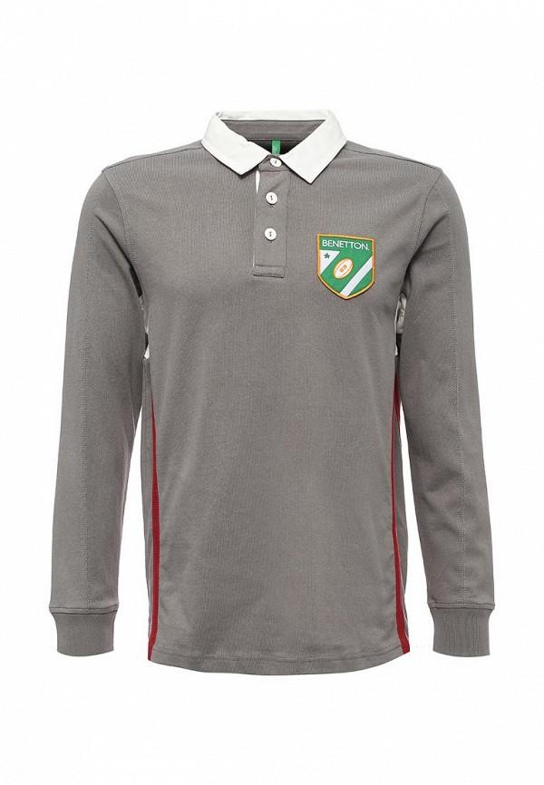 Поло United Colors of Benetton United Colors of Benetton UN012EMWEK79 поло shine shine sh980emwgf63