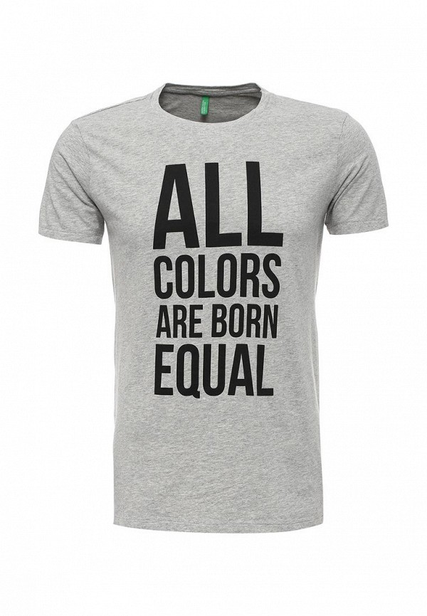 Футболка United Colors of Benetton United Colors of Benetton UN012EMWEL13 футболка united colors of benetton united colors of benetton un012ewpij34
