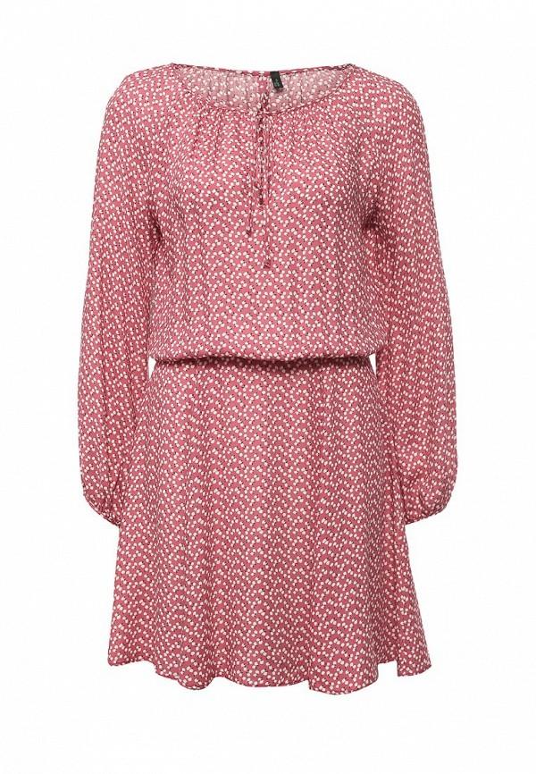 Платье-миди United Colors of Benetton (Юнайтед Колорс оф Бенеттон) 4A6MSV6S5