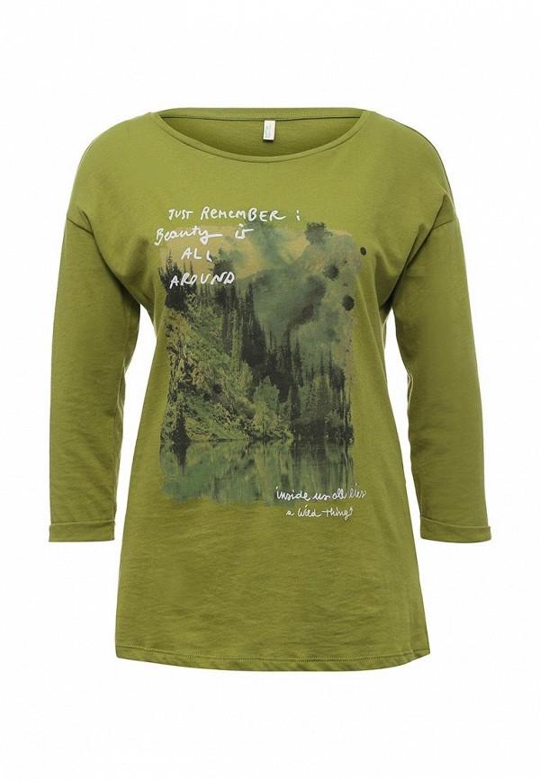 Домашняя футболка United Colors of Benetton (Юнайтед Колорс оф Бенеттон) 3L7NE1B17