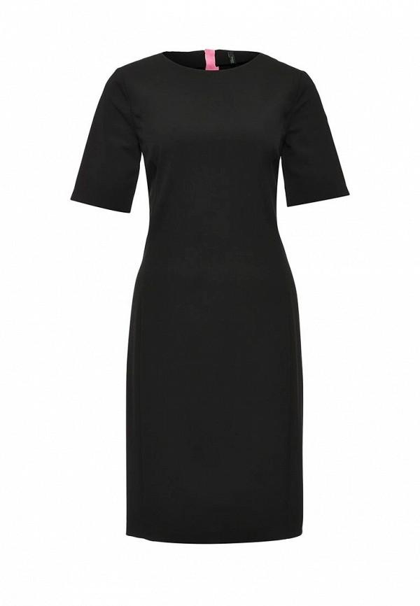 Платье-миди United Colors of Benetton (Юнайтед Колорс оф Бенеттон) 4AL05V735