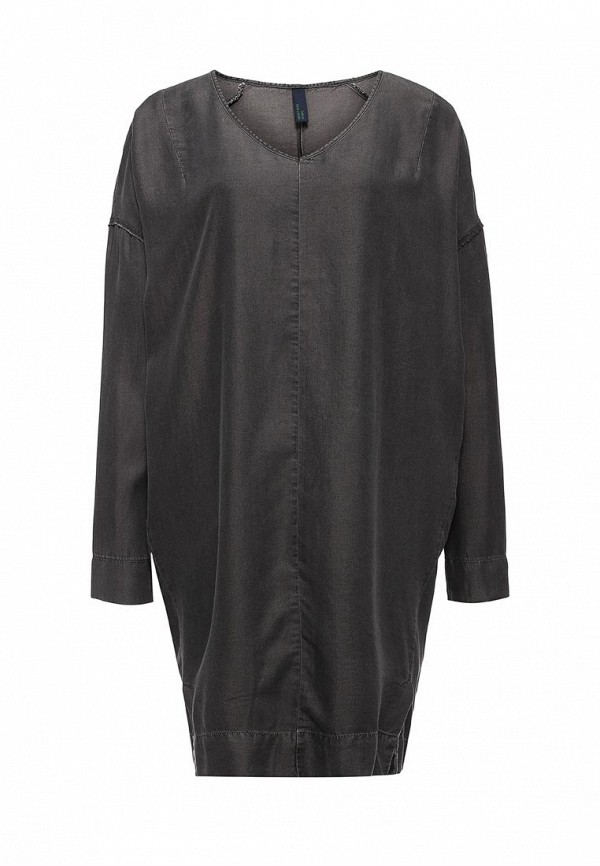 Платье-миди United Colors of Benetton (Юнайтед Колорс оф Бенеттон) 4L8PKV774