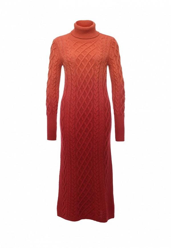 Платье-миди United Colors of Benetton (Юнайтед Колорс оф Бенеттон) 1402V1B18