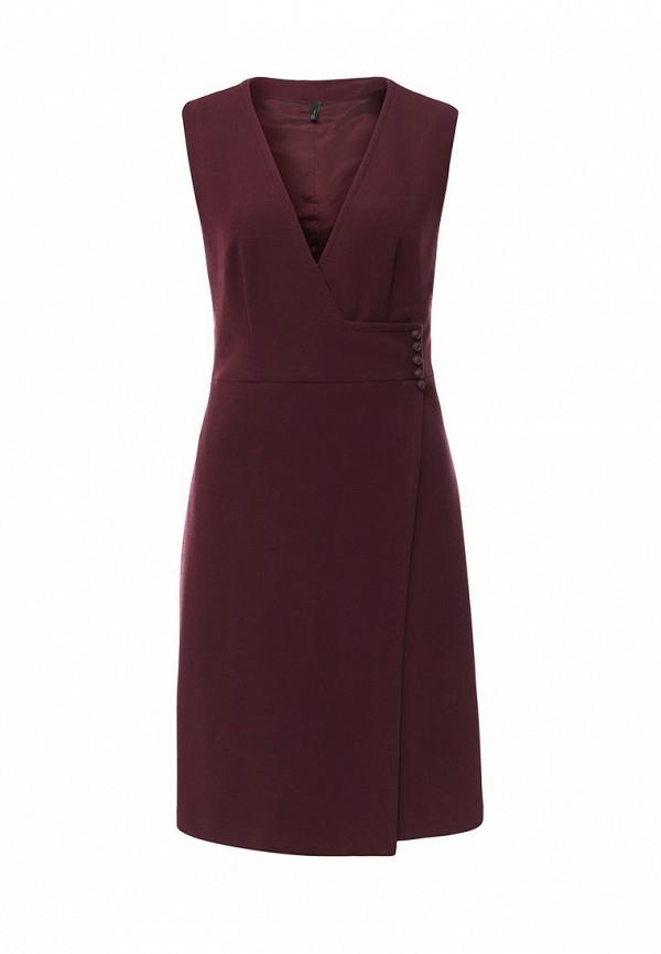 Платье-миди United Colors of Benetton (Юнайтед Колорс оф Бенеттон) 4BGB5V7B3