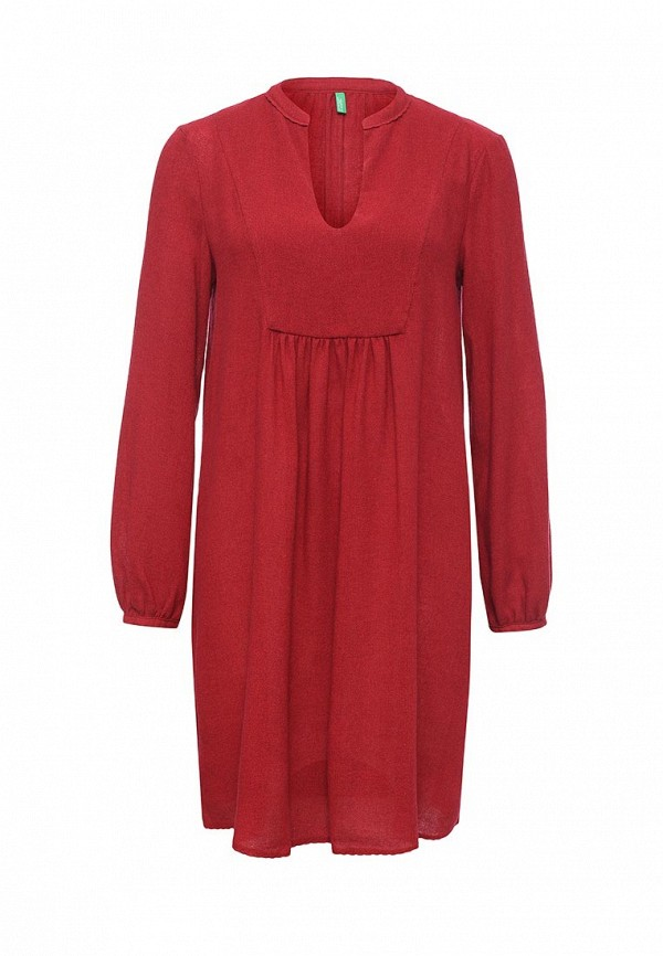 Вязаное платье United Colors of Benetton (Юнайтед Колорс оф Бенеттон) 4P82SV7A4