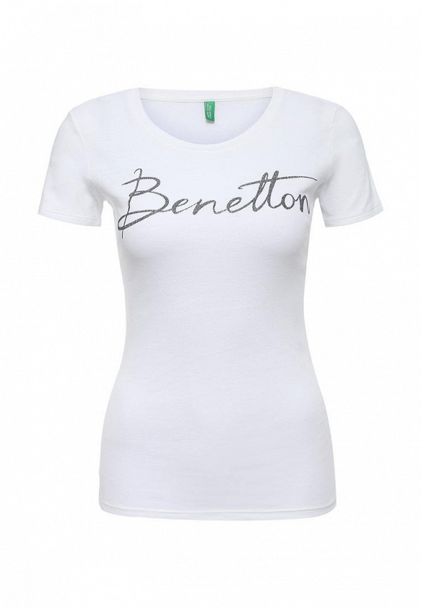 Футболка с коротким рукавом United Colors of Benetton (Юнайтед Колорс оф Бенеттон) 3N0AE1D55
