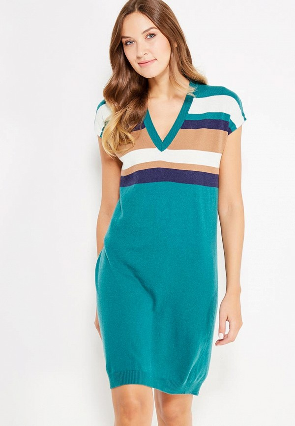 цена Платье United Colors of Benetton United Colors of Benetton UN012EWVXI92 онлайн в 2017 году
