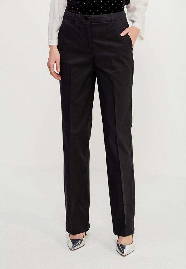 Фото - женские брюки United Colors of Benetton черного цвета