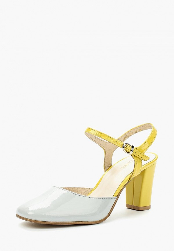 Купить Туфли Юничел, UN014AWBAXH8, разноцветный, Весна-лето 2018