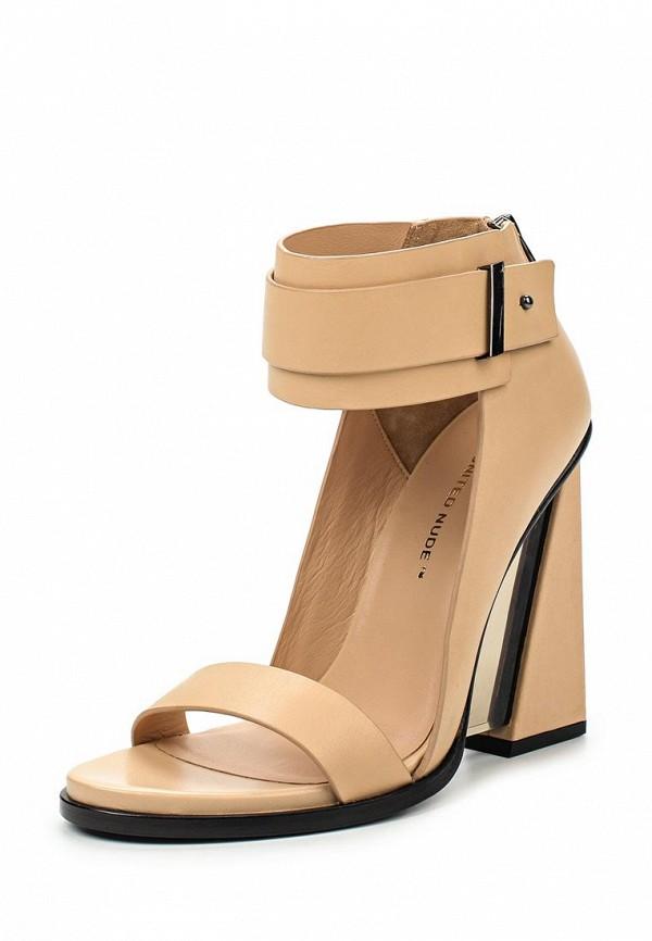 Женские босоножки United Nude (Юнайтед Нуд) 1011016627 lula sandal
