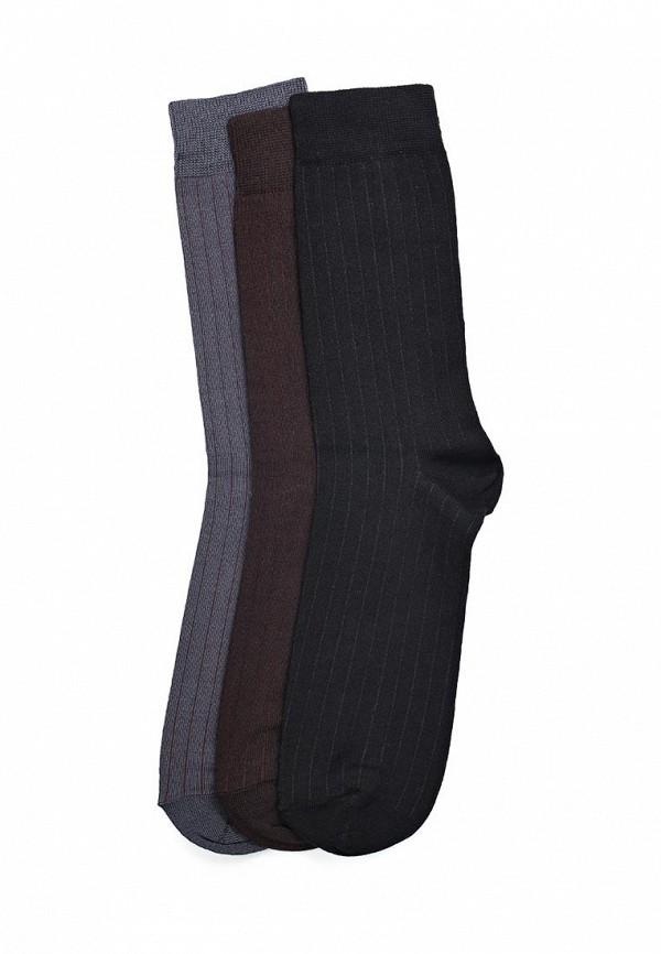 Комплект носков 3 пары Uomo Fiero 2018