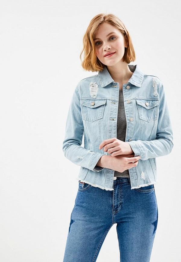 Куртка джинсовая Urban Bliss Urban Bliss UR007EWAKLA3