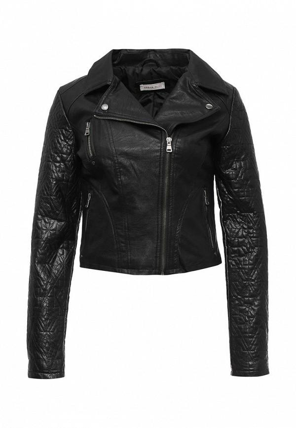 Кожаная куртка Urban Bliss 40JKT8853