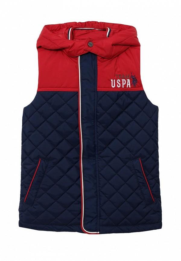 Жилет U.S. Polo Assn. G083SZ010LILLRANARVIS