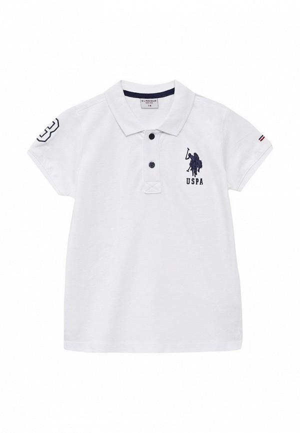 Поло U.S. Polo Assn. G083SZ0110DT01IY6