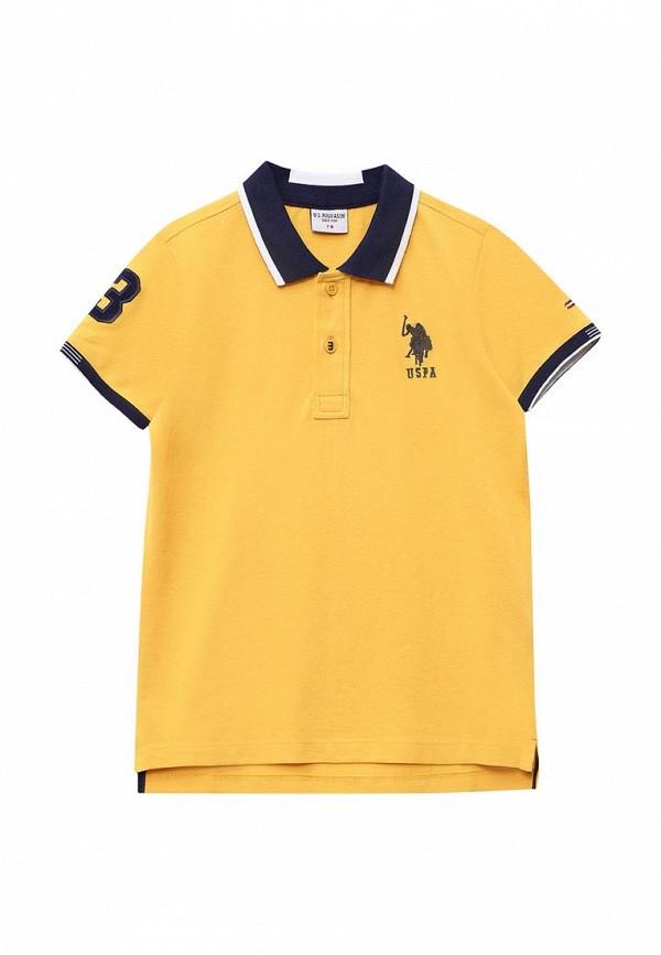 Поло U.S. Polo Assn. G083SZ0110SD01IY6