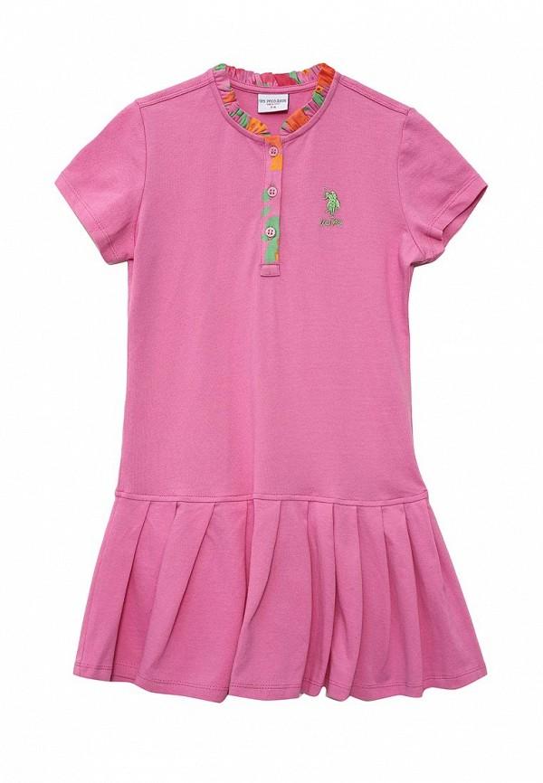 Повседневное платье U.S. Polo Assn. G084SZ0750NED