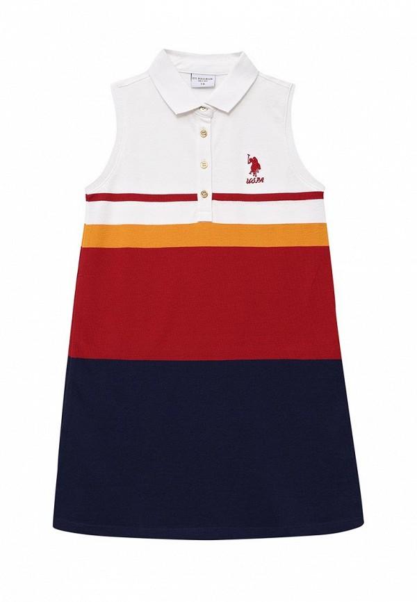 Повседневное платье U.S. Polo Assn. G084SZ0750NESTON