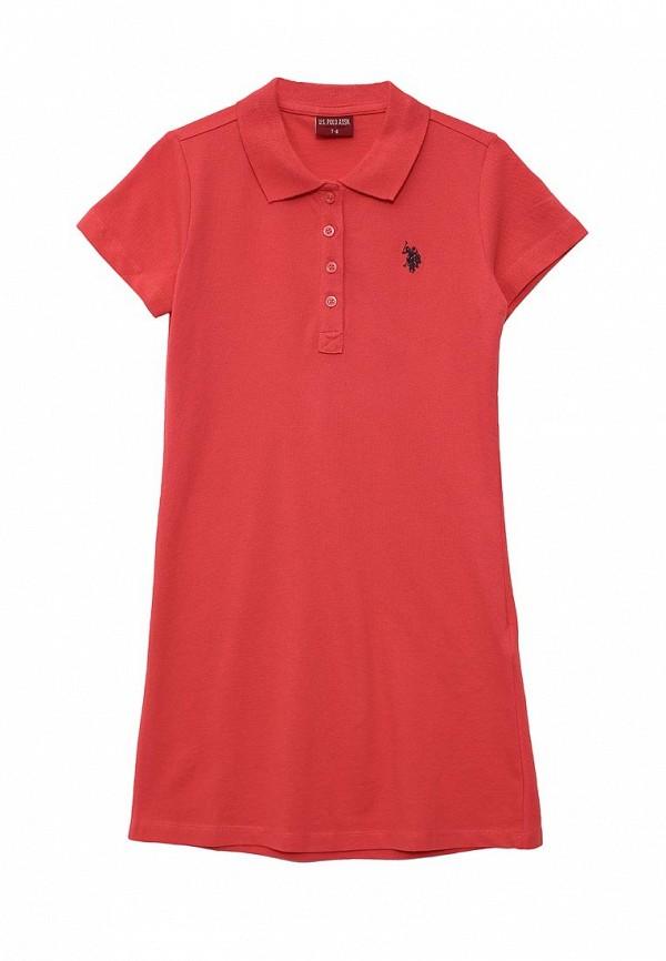 Повседневное платье U.S. Polo Assn. G084SZ0750SUTTON