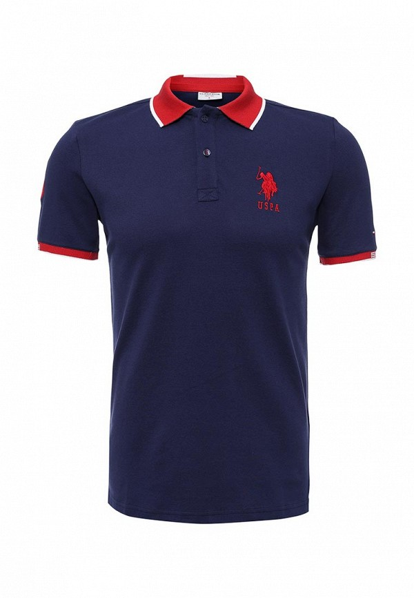 Мужские поло U.S. Polo Assn. G081SZ0110SD01IY6