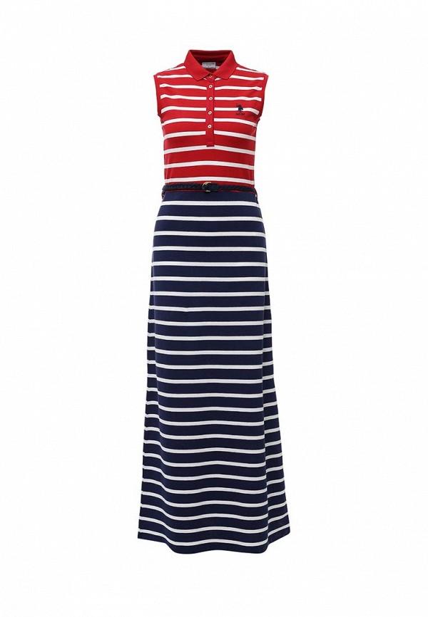 Платье-макси U.S. Polo Assn. G082SZ0750MERCE