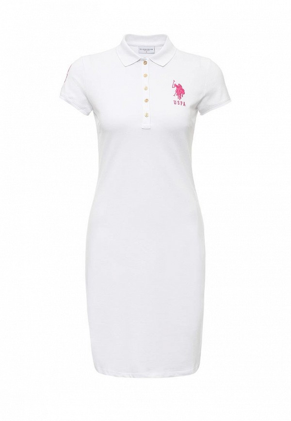 Платье-миди U.S. Polo Assn. G082SZ0750MTS02IY06-075