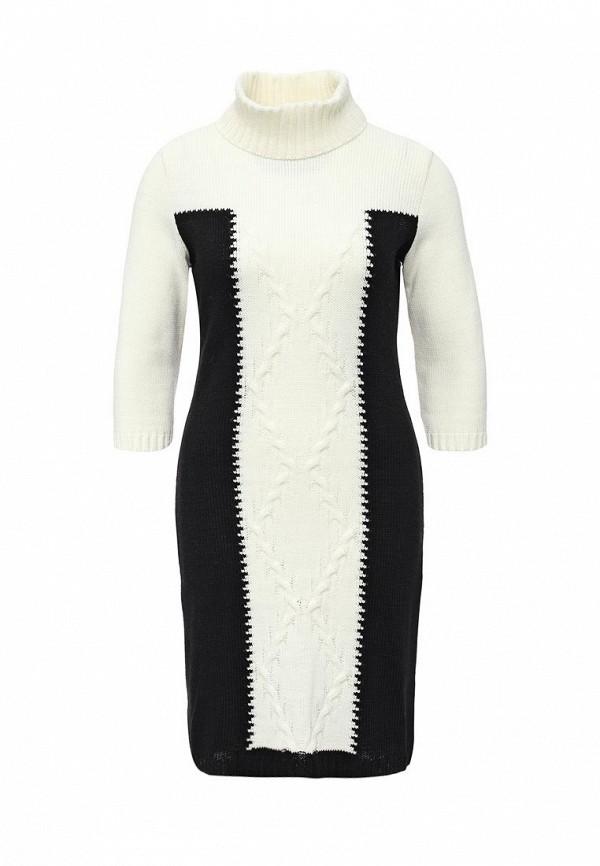 Вязаное платье VAY 2102