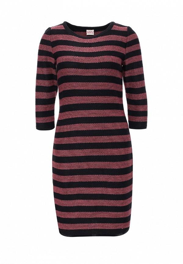 Вязаное платье VAY 2157