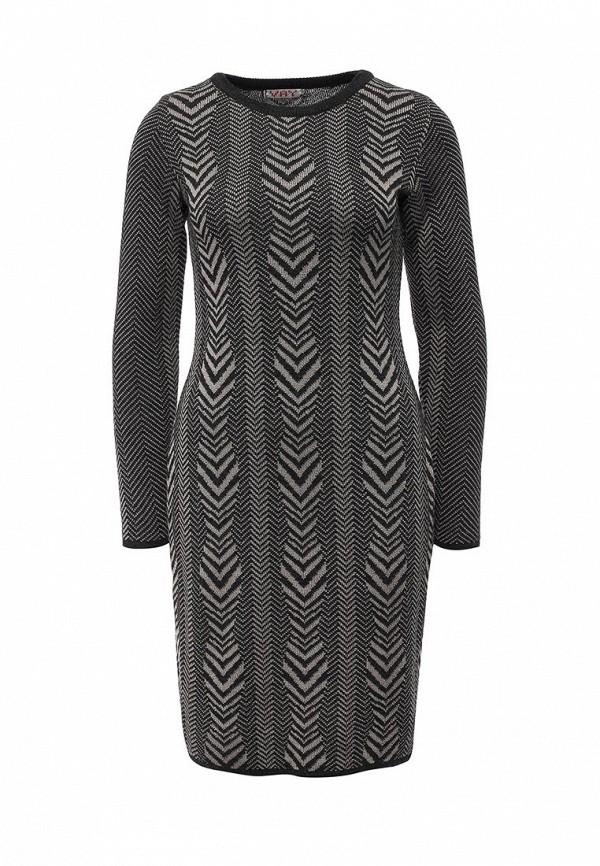 Вязаное платье VAY 2160