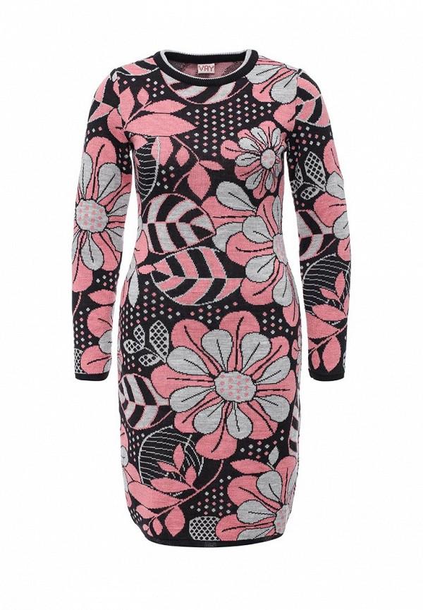 Вязаное платье VAY 2165