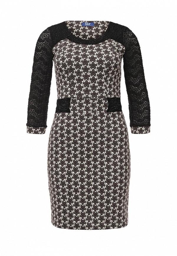 Платье-миди VAY 3146