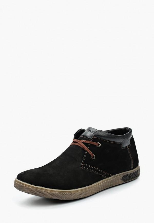 Фото - Ботинки Valser коричневого цвета