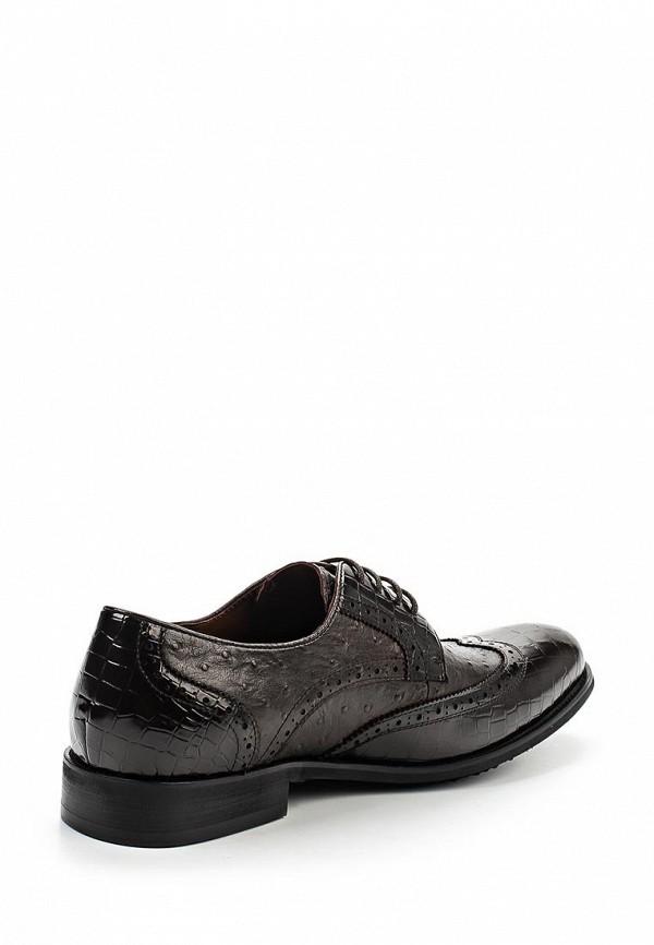 Фото 2 - мужские туфли Valor Wolf коричневого цвета