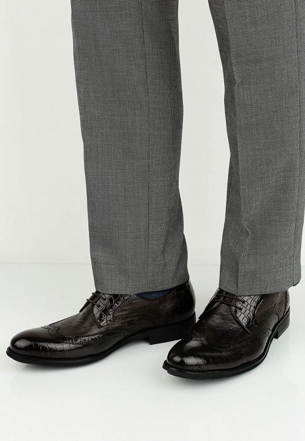 Фото 5 - мужские туфли Valor Wolf коричневого цвета