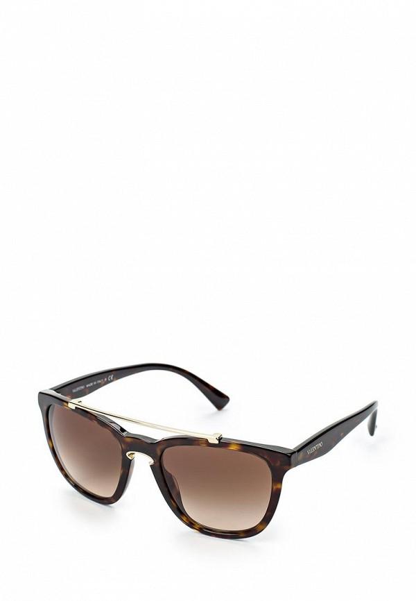 Очки солнцезащитные Valentino Valentino VA779DWSTA20 очки солнцезащитные valentino valentino va779dwsti30