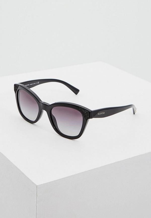 Очки солнцезащитные Valentino Valentino VA779DWSTA21 valentino очки солнцезащитные valentino 618s 606 винный