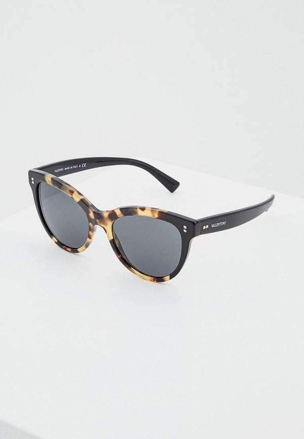 Очки солнцезащитные Valentino Valentino VA779DWSTA25 valentino модная брусничная мужская бабочка valentino 813322
