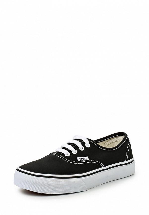 Купить Кеды Vans черного цвета