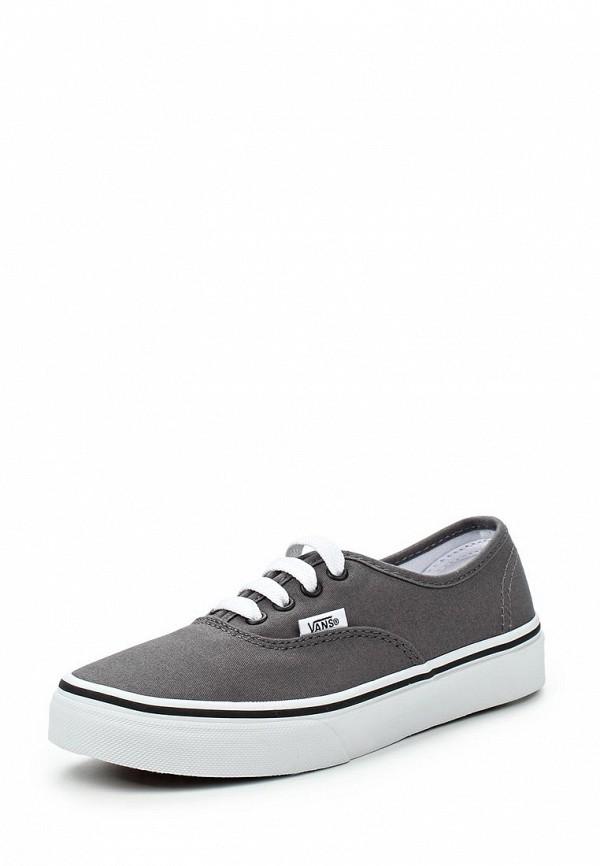 Купить Кеды Vans серого цвета