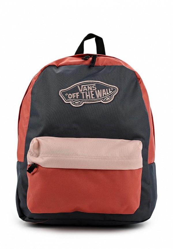 Рюкзак Vans Vans VA984BWAJWS8 рюкзак vans vans va984bwuic83