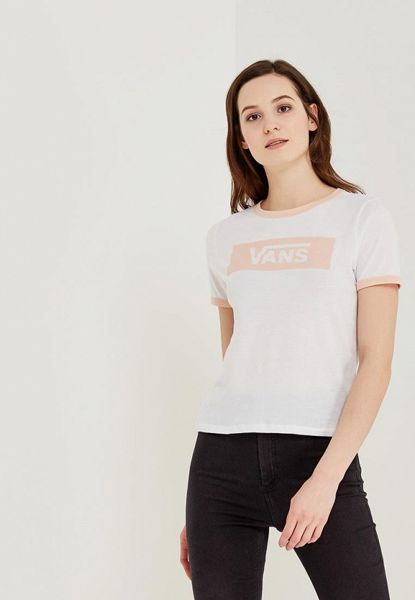 Футболка Vans Vans VA984EWAJXQ1 футболка vans футболка