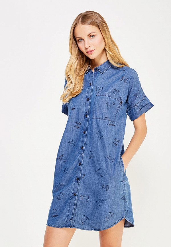 Платье джинсовое Vans Vans VA984EWUJG68