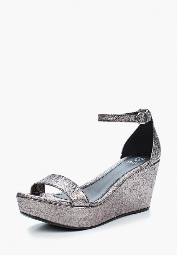 Босоножки Velvet Velvet VE002AWBAFP3 ботинки velvet velvet ve002awwrs00